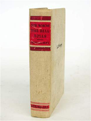Book: For Whom The Bell Tolls