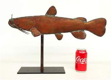 Fish Weathervane