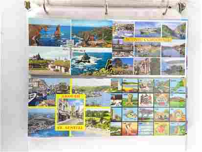 Travel Postcards Great Britain Ireland