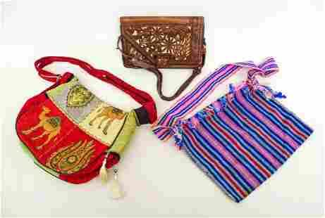 3 Bags Mexico Belize etc