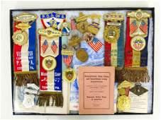 Patriotic Order, Sons of America Lot