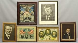 Historic Prints Lot