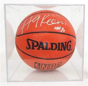 Autographed Basketball Lot
