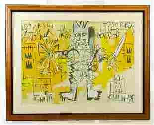 Jean-Michel Basquiat Print