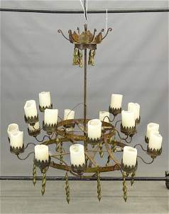 18th c. Chandelier