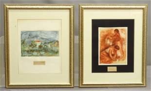 Pierre Auguste Renoir (France 1841-1919)