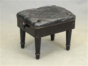 Steinway & Sons Piano Stool
