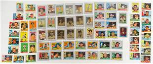 Baseball Card Lot