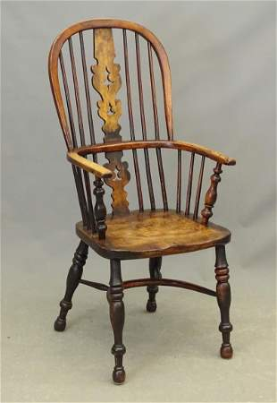 19th c. English Armchair