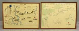 World War II Pictorial Battle Maps (2)