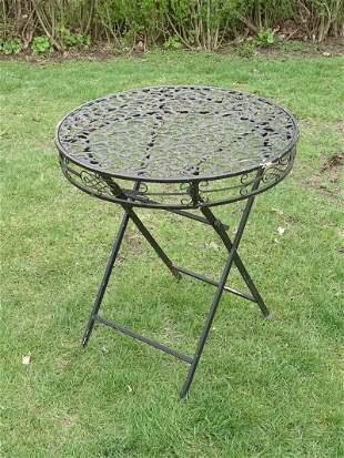 Aluminum Patio Table