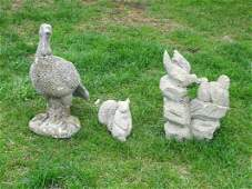 Outdoor Figural Lot