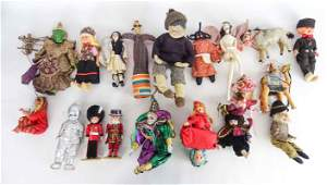 Doll and Toy Vintage Lot