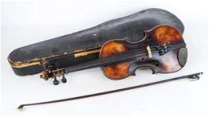 Early Violin in Case