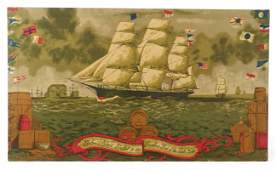 Nautical Print on Fabric