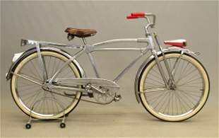 1948 Monark Silver King Hextube Bicycle