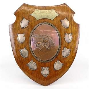 Cycling Club Trophy Display