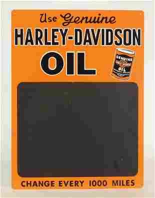 Harley-Davidson Tin Sign