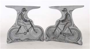 Safety Rider Chocolate Mold