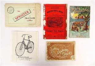 Bicycle Catalogs