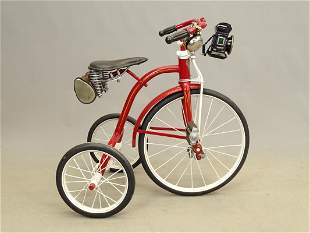 Iver Johnson Child's Tricycle