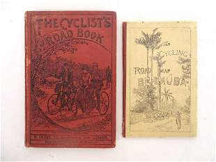 Cyclist Road Books/Map Bermuda & England