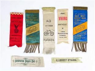 Bicycle Ribbon Lot