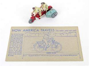 Early Tandem Toy