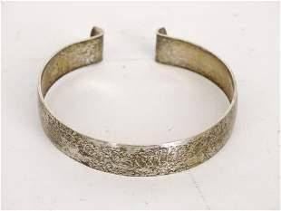C. 1900 Pant Clip, Tiffany Silver