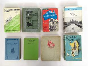 Bicycle Book Lot