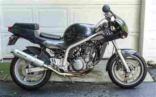 1995 MUZ Scorpion Motorcycle
