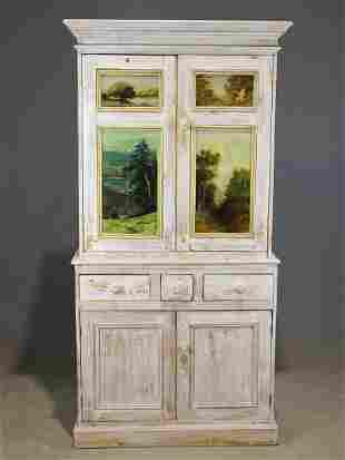 Primitive Cupboard