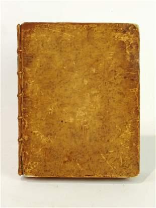 19th c. Book