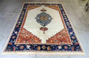 Roomsize Oriental Style Rug