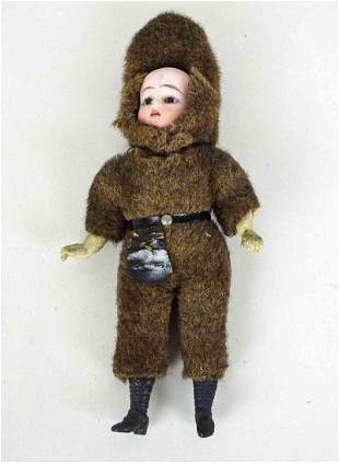 Admiral Perry Doll