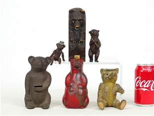 Teddy Bear Related Lot