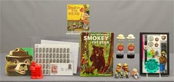 Smokey The Bear Lot