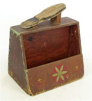 Early Shoe Shine Box