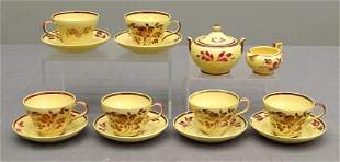 Wedgwood Lustre Tea Set