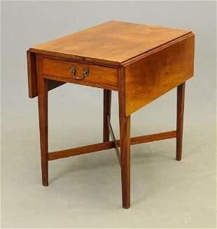 18th c. Pembroke Table