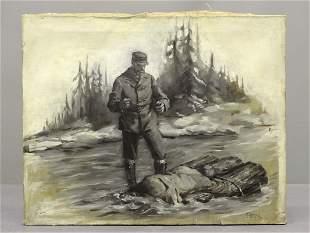 Porter (20th Century), Illustration