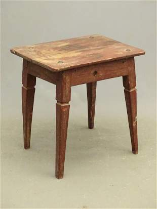 19th c. Tap Table