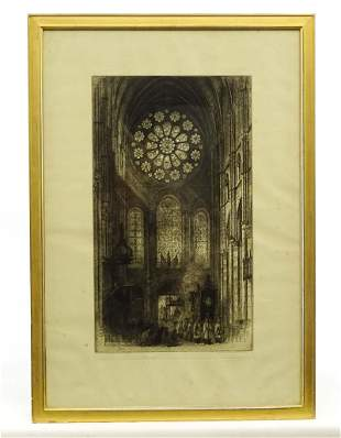 Continental Etching
