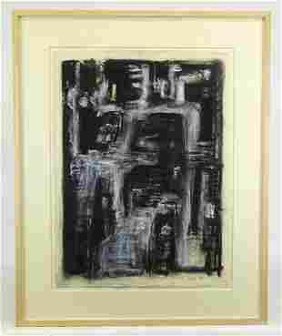 Guy Goodwin (b. 1940) Abstract Art