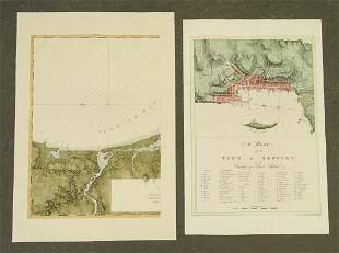 Des Barres New England Harbor Charts (2)