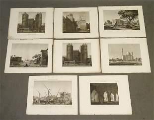 Napoleon Egypt Expedition Cairo View Prints (8