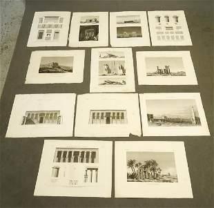 Napoleon Egypt Expedition View Prints (12)