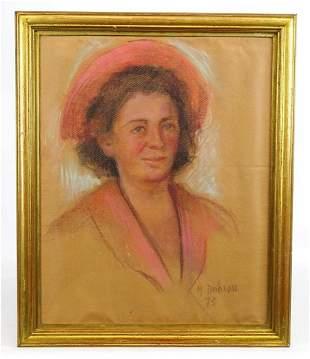 Margaret Anna Dobson (1888-1981)