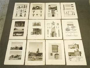 Napoleon Egypt Expedition Cairo View Prints (12)