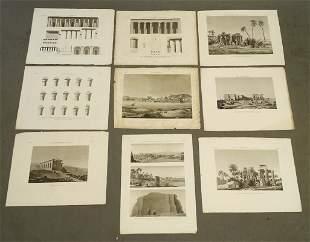 Napoleon Egypt Expedition View Prints (9)